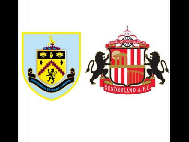 Matchfile: Burnley v Sunderland