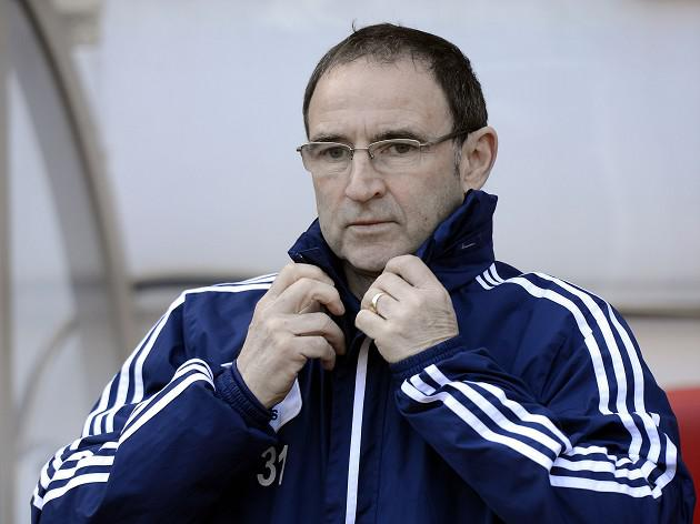 O'Neill close to being named Republic of Ireland boss