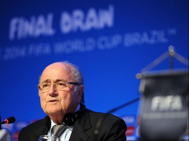 Blatter admits to Qatar 'mistake'