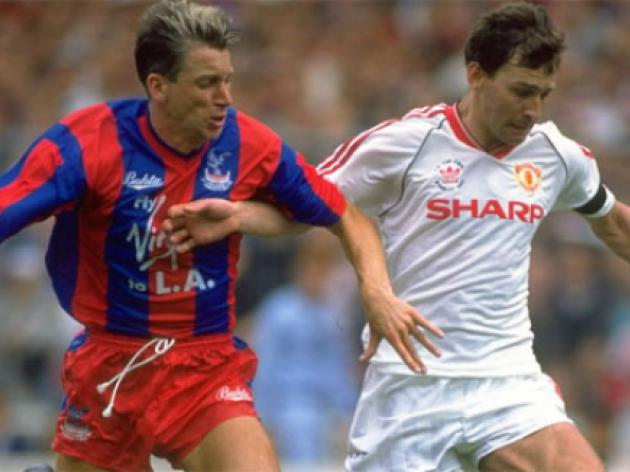 Top 10: Greatest FA Cup finals - 6 - Crystal Palace 3 Manchester United 3 - 1990