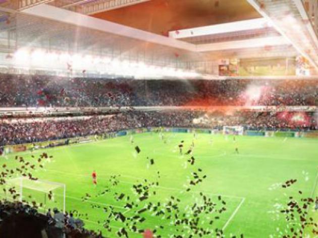 Arena de Baixada - World Cup 2014