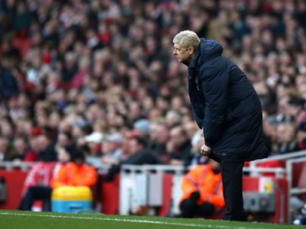Wenger dumbfounded by naive Arsenal
