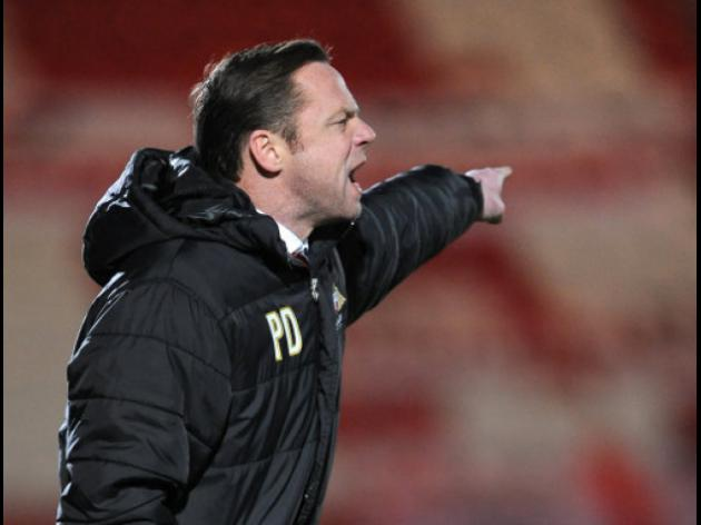 Doncaster --- Middlesbrough: Match Report