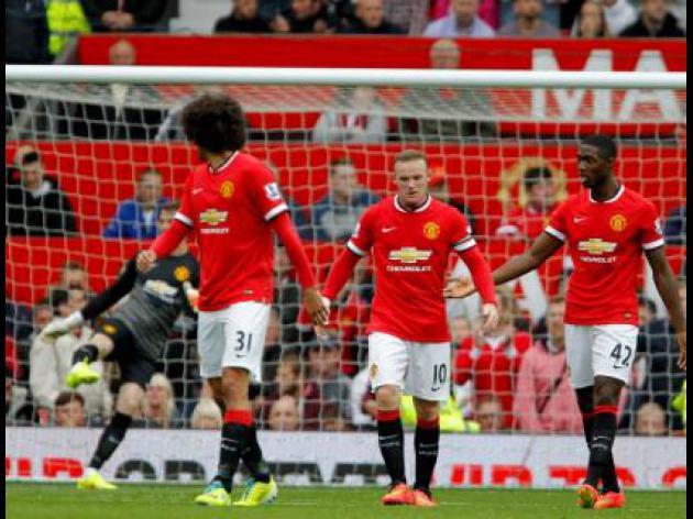 Man United false start shows depth of malaise