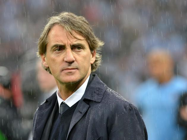 Manchester City sack Mancini
