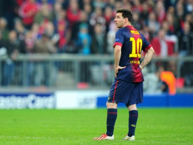 Lionel Messi can inspire Barcelona, says Tito Vilanova