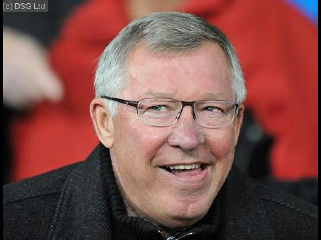 Sir Alex Ferguson revels in chaos enveloping around him