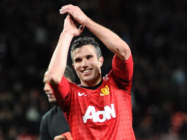 Sir Alex Ferguson not bothered about RVP return