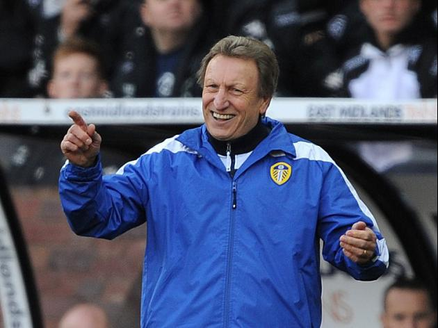 Warnock in Palace job frame