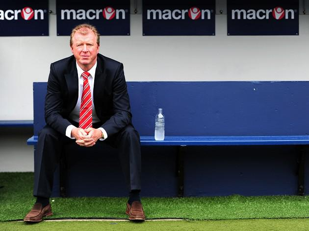 McClaren joins QPR backroom team
