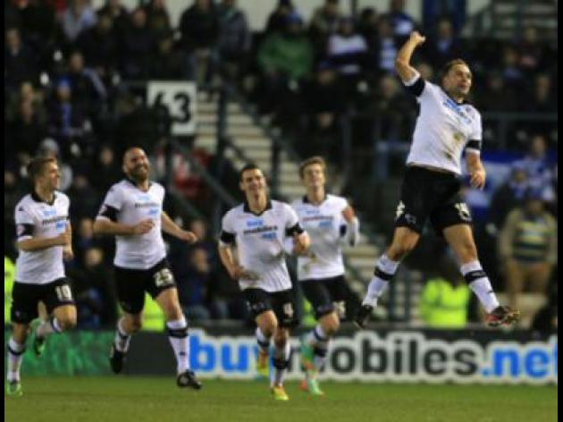 Derby 0-0 Bolton: Match Report