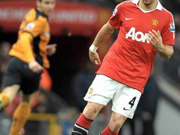 Owen Hargreaves heading for Manchester United exit