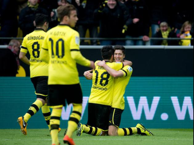 Why Borussia Dortmund are the dark horses for this seasons Champions League