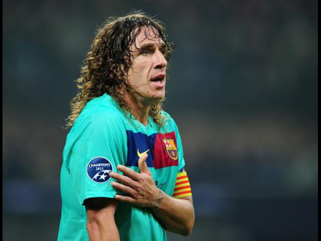 Puyol considering retirement after knee op