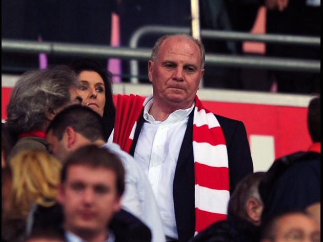Bayern bosses expect Hoeness to return as president