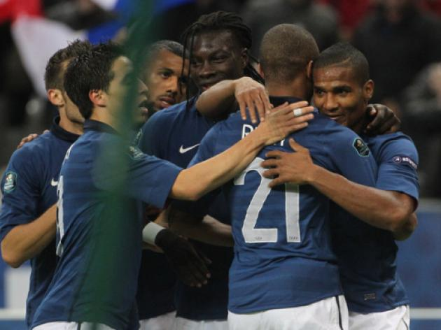 France to play three pre-Euro friendlies