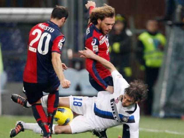 Serie A Game suspended over player faint scare