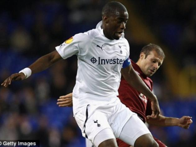 Sebastien Bassong hints at Spurs exit for QPR