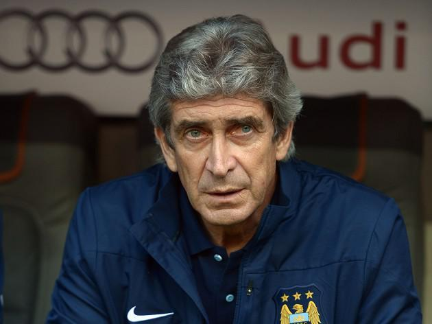 Manuel Pellegrini believes City are simply the best