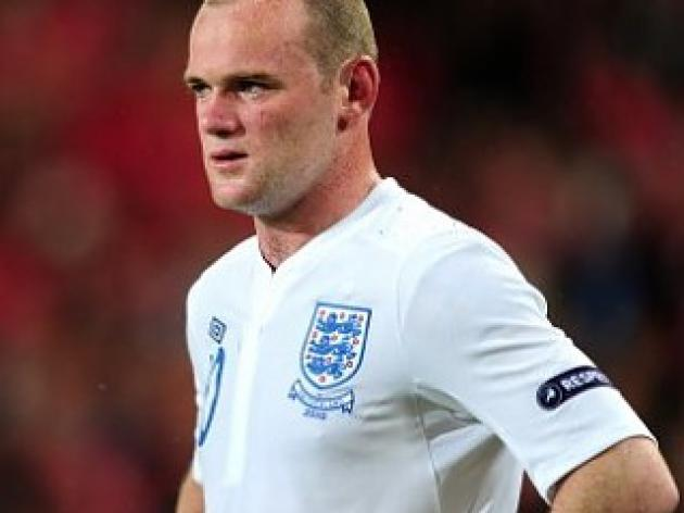 The Ten best England goals of all time: 10 - Wayne Rooney v Switzerland