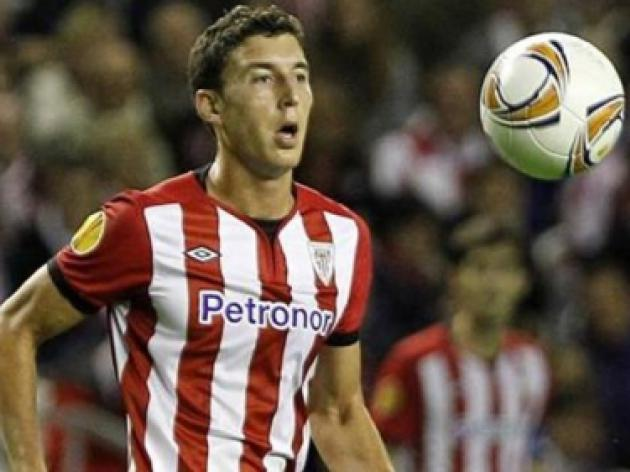 Manchester United eye move for Athletic Bilbao starlet Oscar de Marcos