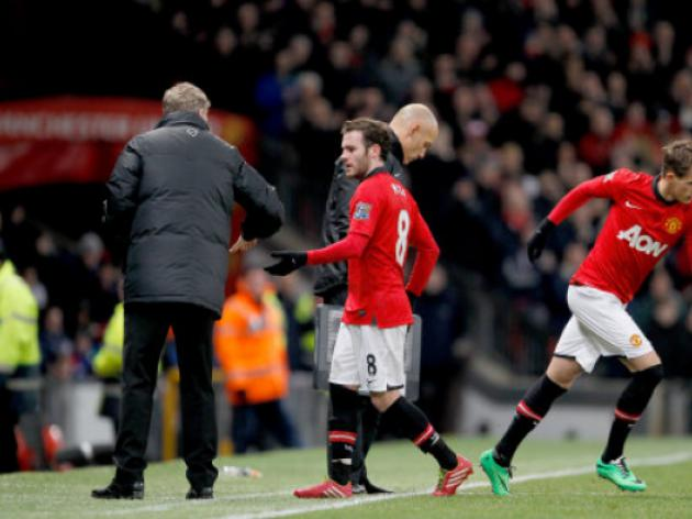 Man Utd V Fulham at Old Trafford : Match Preview