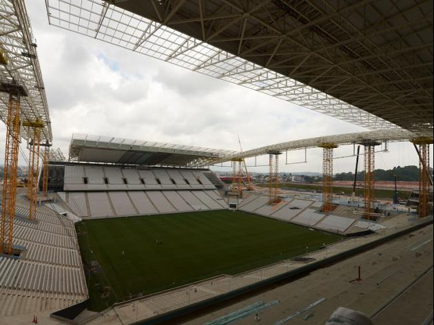 Sao Paulo venue 'will be ready'