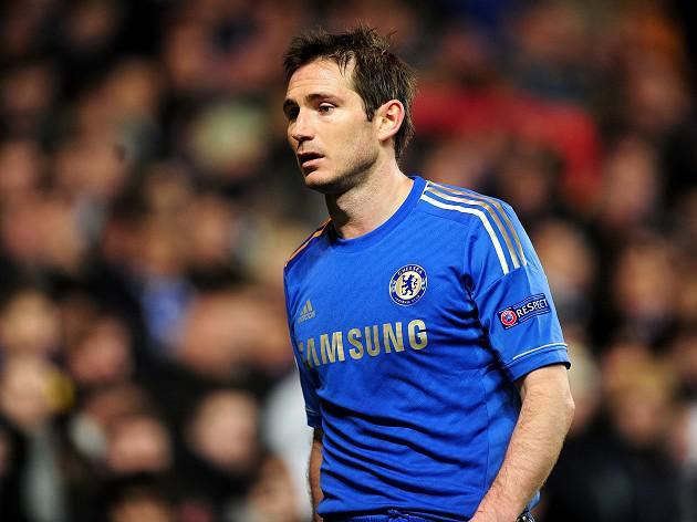 Chelsea quiet on Lampard reports