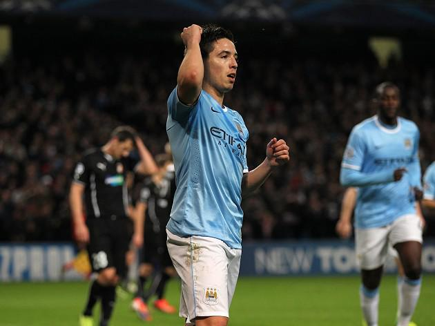 Nasri calls for improved defence