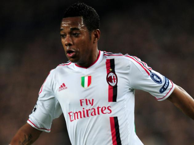 AC Milan must sell Robinho in order to sign Japan star Keisuke Honda
