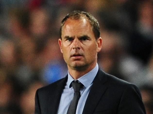 De Boer open to Premier League