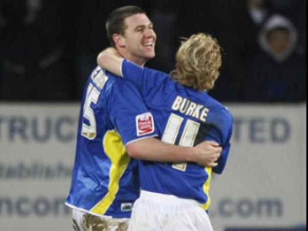 Gerrard returns for Bluebirds