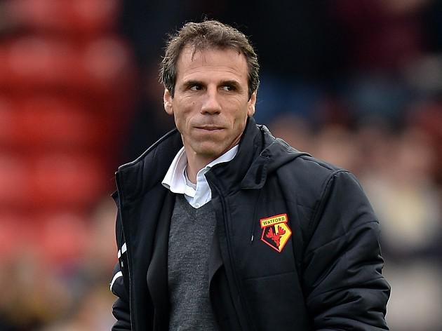 Zola walks away from Hornets