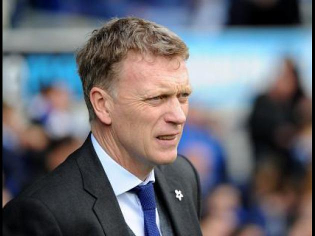 Moyes on the brink