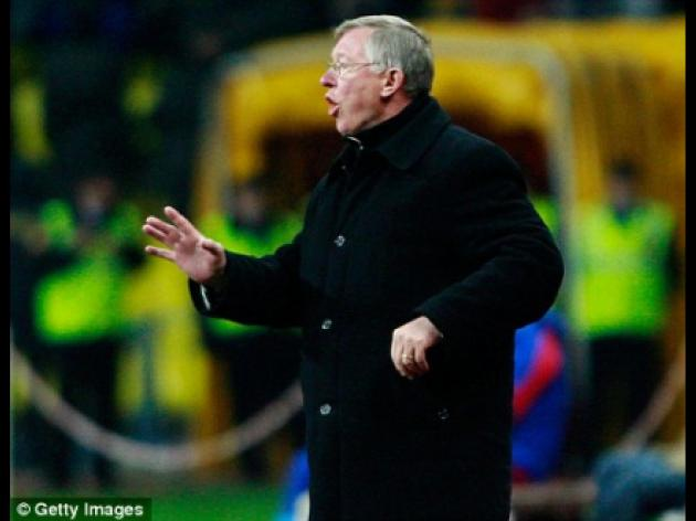 Fergie insists he'll play his youngsters against rivals City in Carling Cup semi