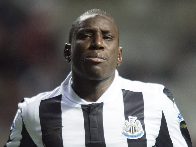 Arsenal boss Arsene Wenger rules out a move for Demba Ba
