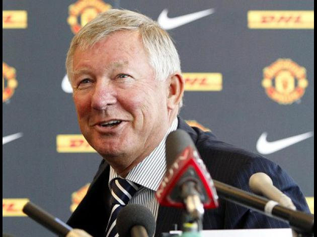 We've learned from last season - Fergie