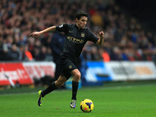 Navas out of Man Citys League semi-final