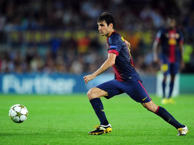 Tito Vilanova confirms Cesc wants to stay at Barca