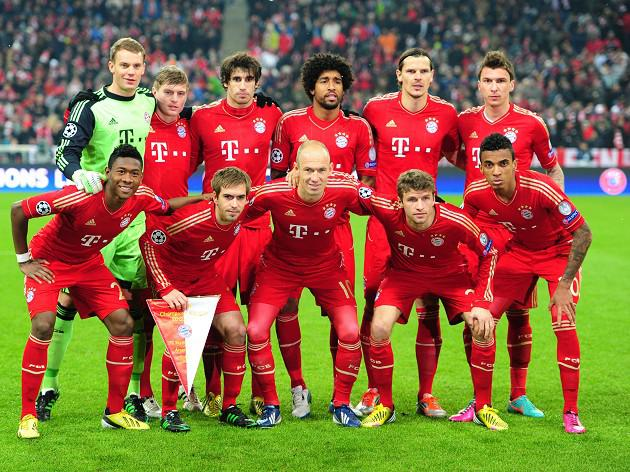 Bayern drawn against Barcelona in CL Semi's