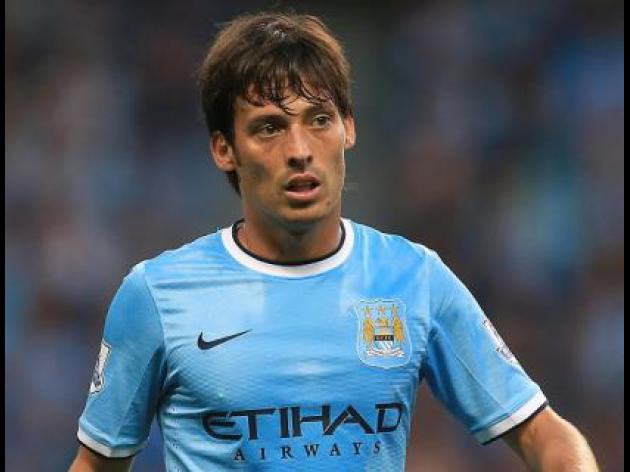 David Silva set for Champions League return against Bayern Munich