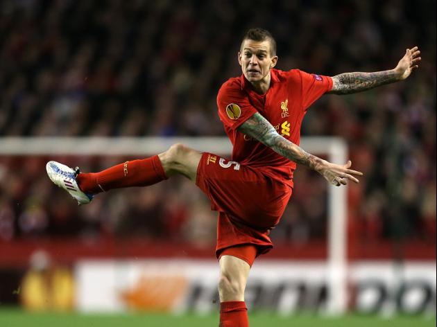 Agger makes Denmark return