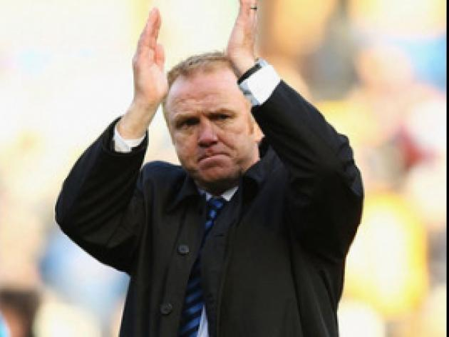 McLeish delighted by defensive duo