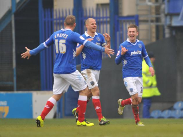 Portsmouth V Oxford Utd at Fratton Park : Match Preview