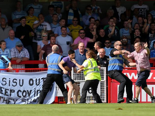 Coventry City set to escape FA action