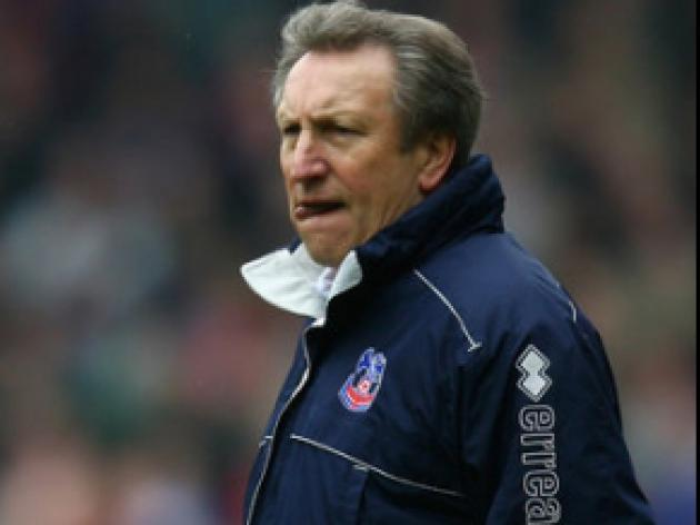 Wanderers link is lost on Warnock