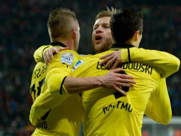 Dortmund eager to see off Marseille