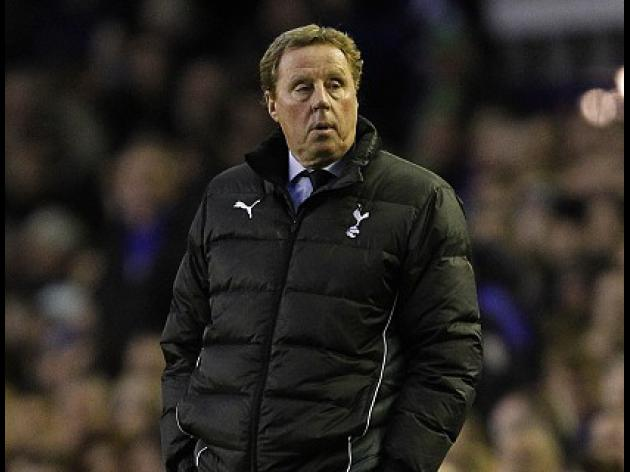 Redknapp: Spurs must show focus