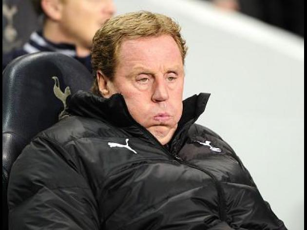 Redknapp: City can be caught