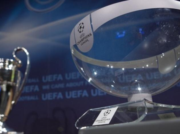 Winners and Losers: The UEFA Champions League Draw